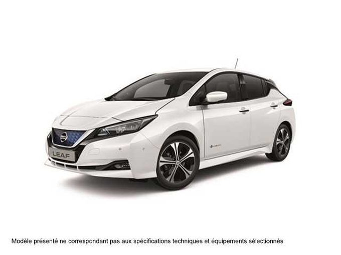 Nissan LEAF ZE1A N-CONNECTA 40KWH