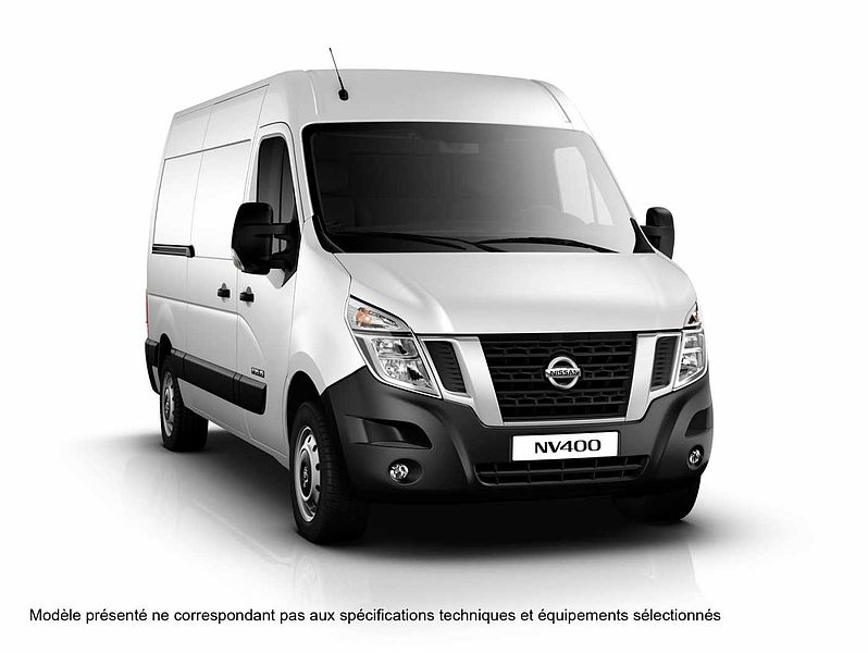 Nissan NV400 N-CONNECTA L2H2 DCI 135 3T3